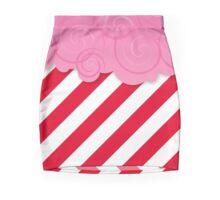 Miss Flossy - Pattern Mini Skirt