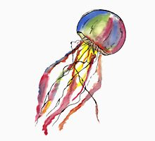 Watercolor Jellyfish Unisex T-Shirt