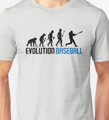 Evolution Baseball Unisex T-Shirt