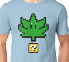 Super Weed Pixel  Unisex T-Shirt