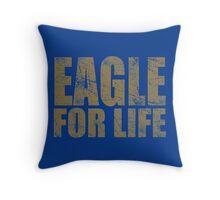 Eagle for Life Throw Pillow