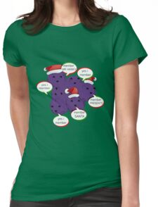 MEMBERBERRIES MEMBER CHRISTMAS| LIMITED eDITION 250 aVAILABLE  Womens Fitted T-Shirt