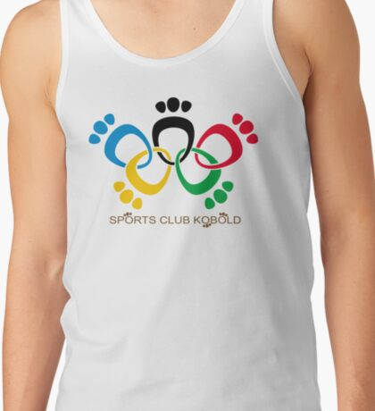 Sports Club Kobold - OAD version Tank Top