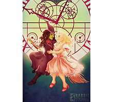 Just You and I, Defying Gravity Photographic Print