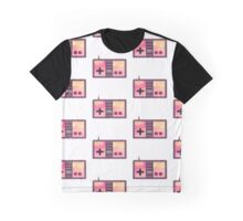 Retro Nintendo print Graphic T-Shirt