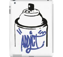 Spray Bomb Graffiti Addict iPad Case/Skin