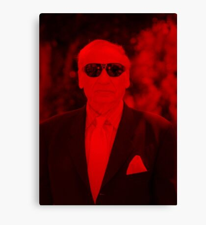 Mel Brooks - Celebrity Canvas Print
