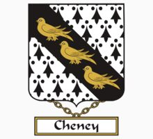 Cheney Coat of Arms (English) by coatsofarms