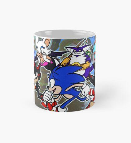 You Fake Hedgehog Mug