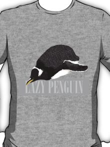 Lazy Penguin T-Shirt