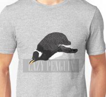 Lazy Penguin Unisex T-Shirt