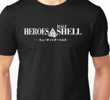 Ghost and the Half Shell Unisex T-Shirt