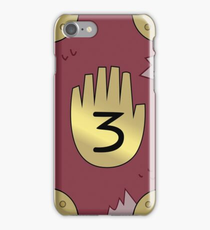 Gravity Falls // Journal 3 iPhone Case/Skin