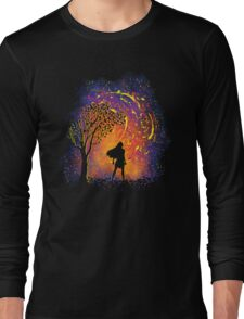 Colours Of The Wind Long Sleeve T-Shirt