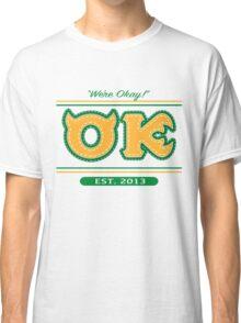 Oozma Kappa Spirit Wear Classic T-Shirt