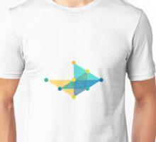 'Symmetrical' Rhombus Unisex T-Shirt