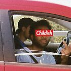 Childish Gambino - Childish [Logo] by ernestnmtn