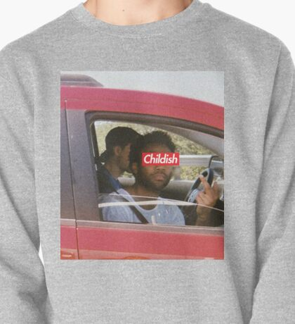 Childish Gambino - Childish [Logo] Pullover