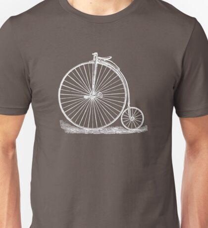 Penny Farthing Unisex T-Shirt