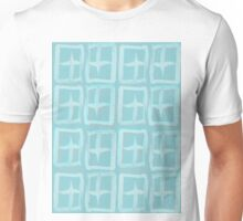 Brush Tile Unisex T-Shirt