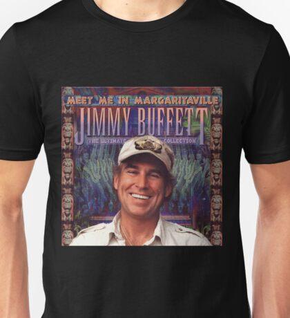 Jimmy Buffett : Meet Me in Margaritaville Unisex T-Shirt