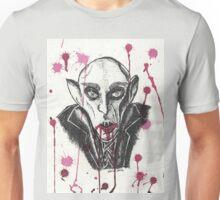 NOSFERATU BLOOD FEAST Unisex T-Shirt