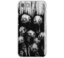 Abgrund by M Taccardi iPhone Case/Skin
