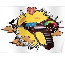 I Love Kill Zombies. Poster