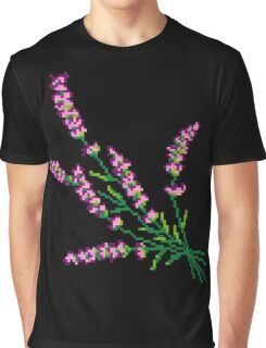 Traditional flower bouquet patterns  Graphic T-Shirt