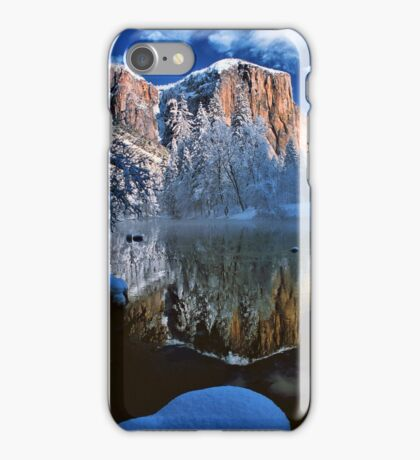 REFLECTION OF EL CAPITAN* iPhone Case/Skin