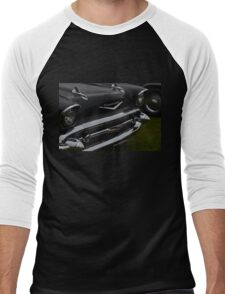 Classic Chevy Grille Men's Baseball ¾ T-Shirt