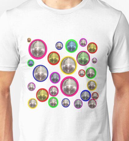 Mirror Balls Unisex T-Shirt