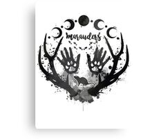 Marauders. Canvas Print