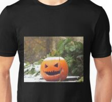 Happy pumpkin Unisex T-Shirt