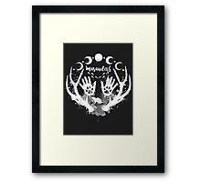 Marauders. Framed Print