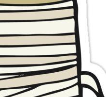cartoon thread Sticker