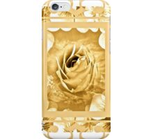 Birth of A Rose iPhone Case/Skin