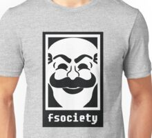 Mr Robot Fsociety New Design Unisex T-Shirt