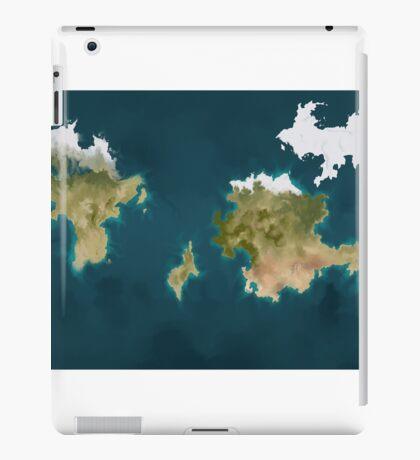 Fantasy Map iPad Case/Skin