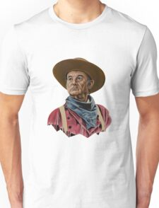 Bill Murray koboi Unisex T-Shirt