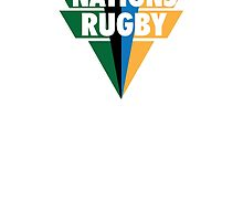 4 Nations Rugby by Rugbyer