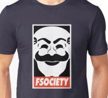 Mr Robot Fsociety Premium Quality Unisex T-Shirt