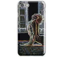 Painted Yoga 12 iPhone Case/Skin