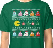 Merry Geeky Christmas (Green)  Classic T-Shirt
