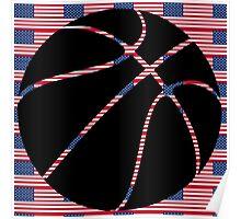 Basketball World Cup 2014 USA champions Poster