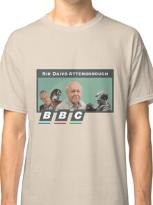 I love Sir David Attenborough 2 Classic T-Shirt