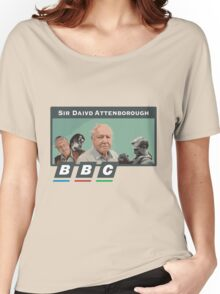 I love Sir David Attenborough 2 Women's Relaxed Fit T-Shirt