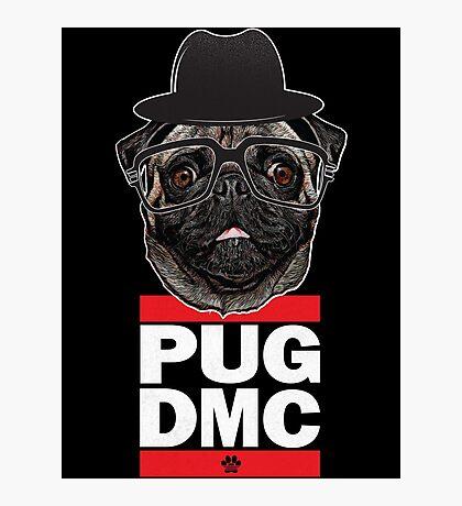 PUG DMC Photographic Print