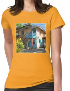 Treva's House Womens Fitted T-Shirt