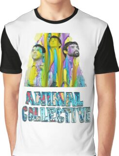 Animal Collective Graphic T-Shirt